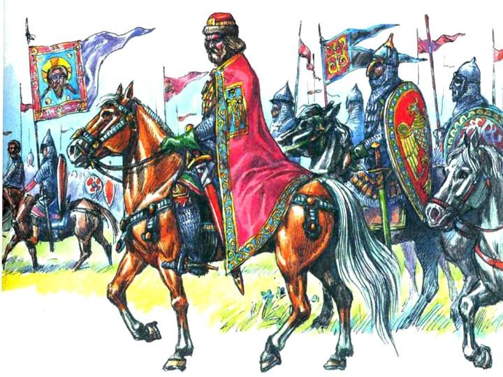 Но таким князь Игорь выглядит на расстоянии восьми с лишним столетий в оценке наших старших современников. А вот автор «Слова» говорит о нём не только без осуждения, но даже с любовью.