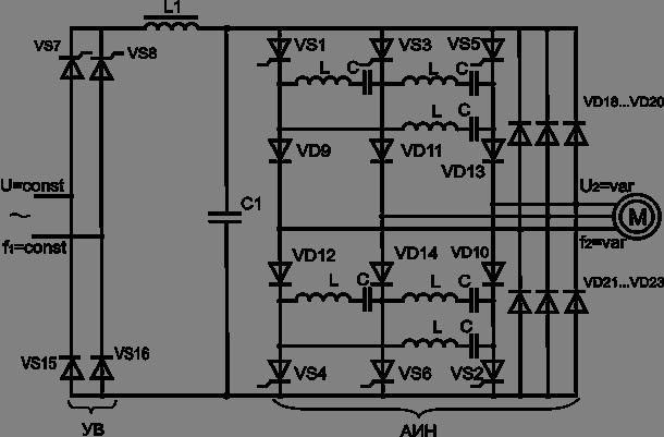 Рисунок 4 - Схема статического