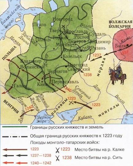 войска ханаБатыя