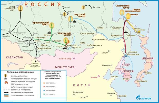 Карта ЕСГ ВСиДВ июль 2007_ 5_