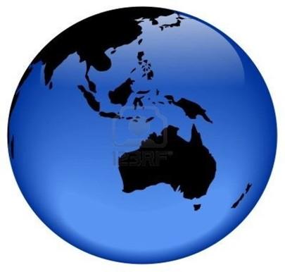 Материки и океаны 2 австралия