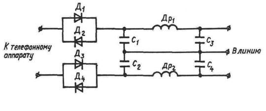 Схема Гранит