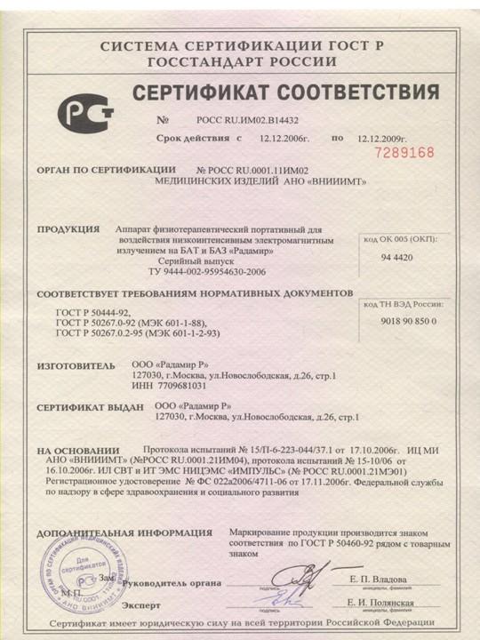 Схемы сертификацииСхемы