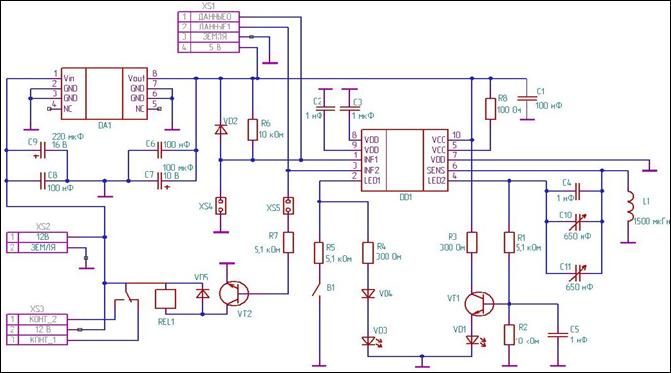 технологии RFID BM3421 с