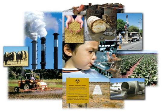 загрязнения среды,охранять