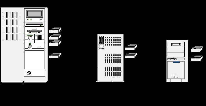Схема резервирования «2+».